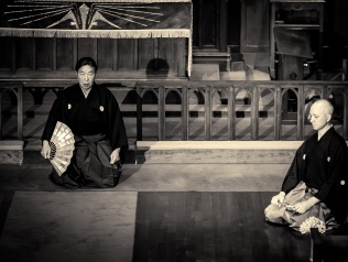 Udaka Michishige and Diego Pellecchia. Photo: Stephane Barbery