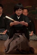 Shimai: Hanagatami. Shite: Yoshioka Miki