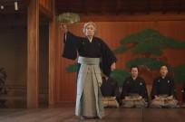 Shimai: Ochiba. Shite: Ogamo Rebecca