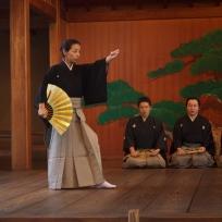 Shimai: Aya no tsuzumi. Shite: Okawa Mami