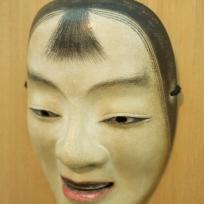 Mask: 'Kasshiki' by Rebecca Teele Ogamo